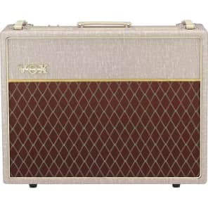 "Vox AC30HW2X Hand-Wired 2-Channel 30-Watt 2x12"" Blue Alnico Guitar Combo"