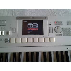 Korg M3 73 Keys Workstation Synth with Synthonia Libraries
