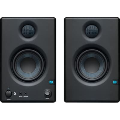 "PreSonus Eris E3.5 BT 2-Way 3.5"" Near Field Studio Monitor w/ Bluetooth Technology (Pair)"