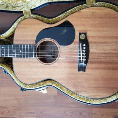 Maton EBW808 BLACKWOOD EBW808 2018 NATURAL SATIN for sale