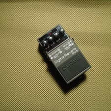Boss RV-5 Digital Reverb 2010s Grey