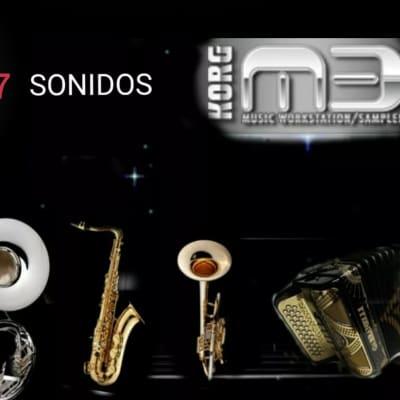 KORG M3 Samples/sonidos