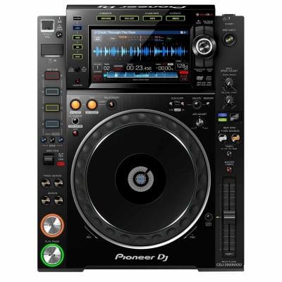 Pioneer DJ CDJ-2000NXS2 Pro-DJ Multi Player with High Resolution Audio Support (Open Box)