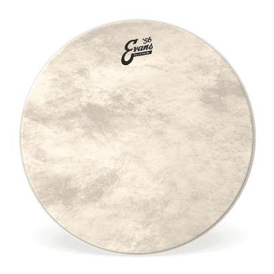 """Evans BD24CT Calftone Bass Drum Head - 24"""""""