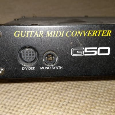 Yamaha G50 And B1D Midi Bass Pickup