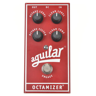 Aguilar Octamizer Analogue Octave Pedal for sale