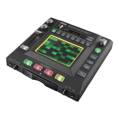 Korg Kaossilator Pro+ Dynamic Phrase Synthesizer/Loop Recorder, XY Touchpad, 4 Infinitely Stackable Loop Banks