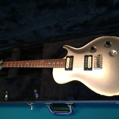 Paul Reed Smith Singlecut Trem 2003 Silver