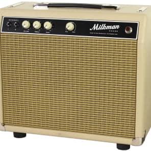 """Milkman One Watt 10-Watt 1x10"""" Guitar Combo with Jupiter Ceramic Speaker"""