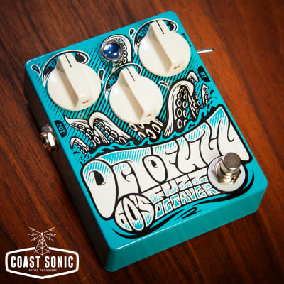 Dr. No Effects Octofuzz Fuzz Octaver Effects Pedal