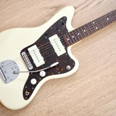 2013 Fender Jazzmaster '62 Vintage Reissue Guitar JM66 Olympic White Japan MIJ for sale
