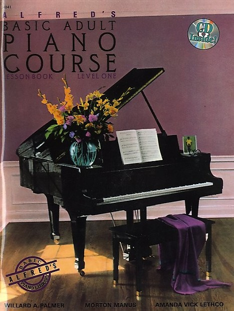 Alfreds Basic Piano Course Lesson Book