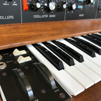 Moog MuSonics MiniMoog Fully Restored & Future Proofed Collector/Museum Condition