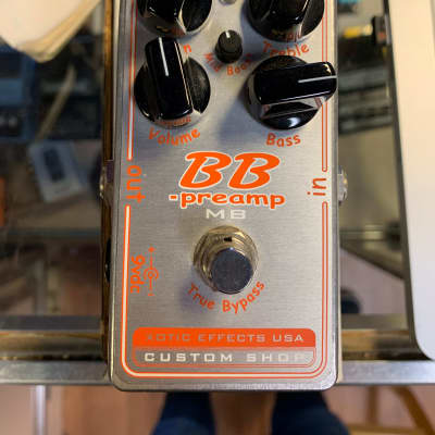 Xotic Custom Shop BB Preamp Comp