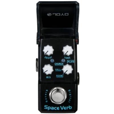 JOYO JF-317 Space Verb Digital Reverb Iron Man Mini Series for sale