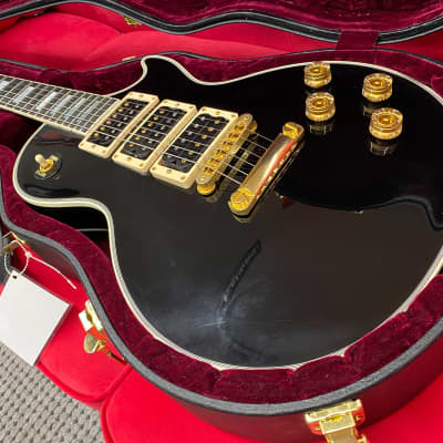 Gibson Custom Shop Peter Frampton Les Paul Custom 2011 Ebony for sale