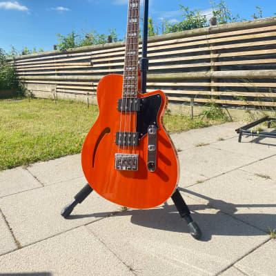 Reverend  Dub King DK 2015 Rock Orange for sale