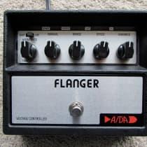 A/DA Reissue Flanger 2010s Silver image