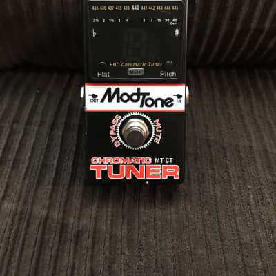 ModTone MT-CT Chromatic Tuner for sale
