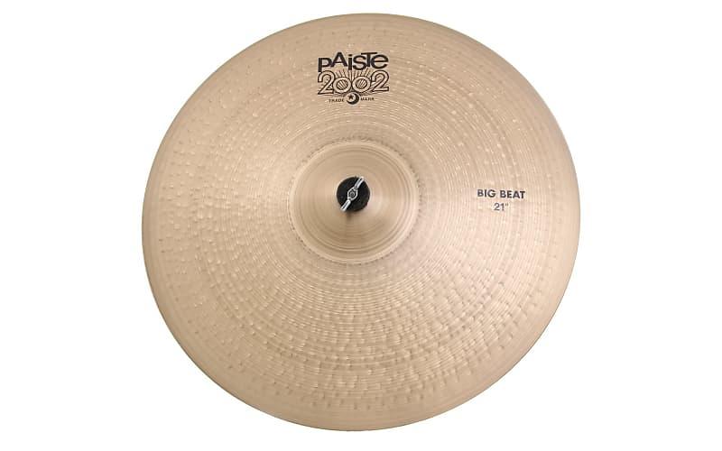 paiste 2002 big beat crash ride cymbal 24 inch reverb. Black Bedroom Furniture Sets. Home Design Ideas