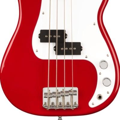 Squier Mini Precision Bass | Dakota Red