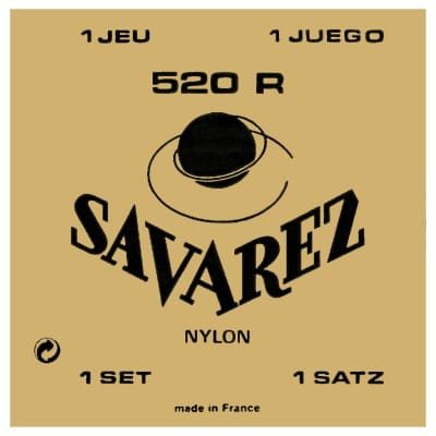 Savarez 520R Normal Tension Strings
