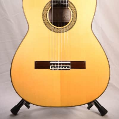 Miguel Angel Senovilla (Used, 2000) Classical Guitar for sale
