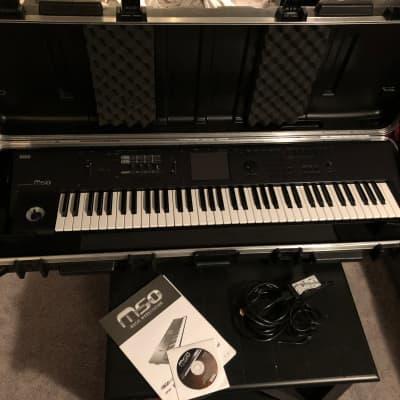 Korg M50 73-Key Music Workstation Keyboard