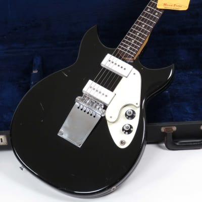 Micro-Frets Signature 1970 Black with Hang Tags! for sale