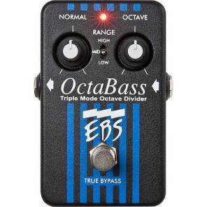 EBS OctaBass Triple Mode Octave Divider