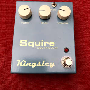 Kingsley Squire