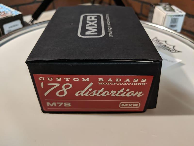 Mxr Custom Badass 78 Distortion : mxr custom badass 39 78 distortion distortion guitar effect reverb ~ Hamham.info Haus und Dekorationen