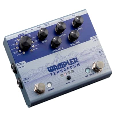 Wampler Terraform; Powerful Routing Capabilities! Store demo - Immaculate Condition!