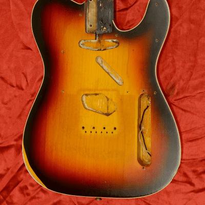 Fender Custom Telecaster Body 1966 - 1971