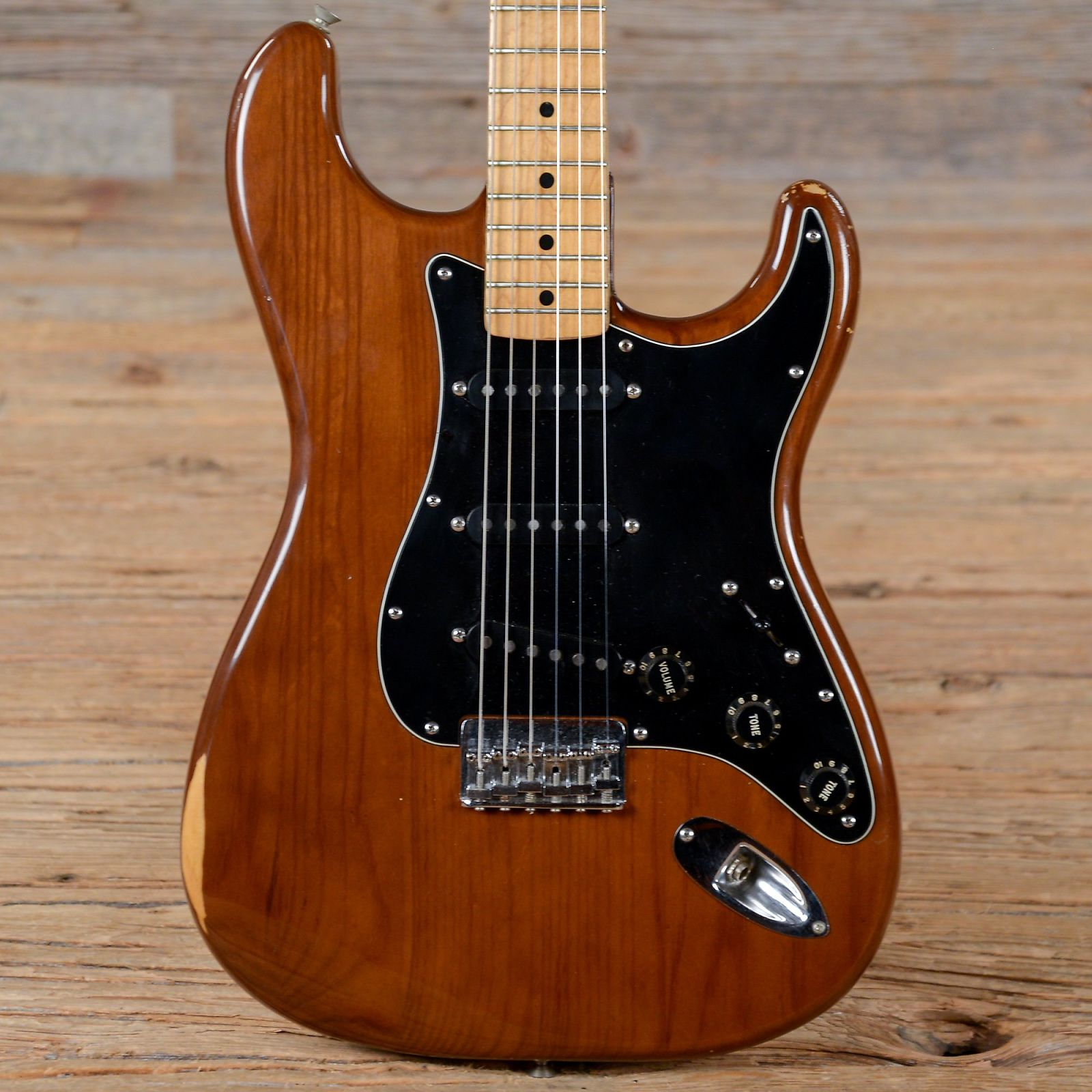 fender stratocaster hardtail mocha 1979 s134. Black Bedroom Furniture Sets. Home Design Ideas