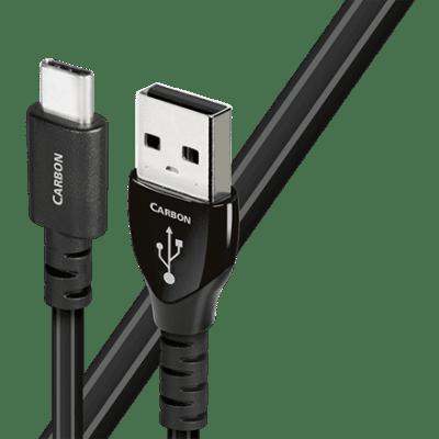 AudioQuest Carbon USB-C Cable (C to A, 0.75m)