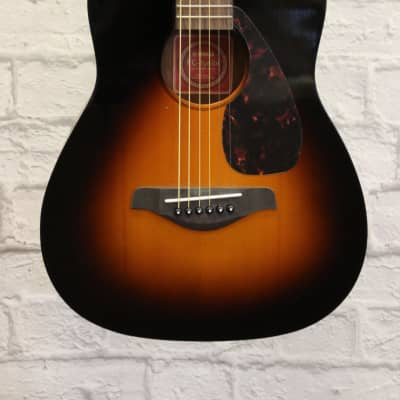 Yamaha JR2 Junior-Size 33-Inch Acoustic Guitar - Tobacco Sunburst