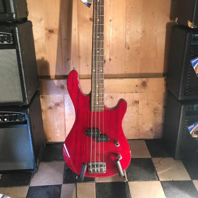Ashton  AB2 bass red for sale
