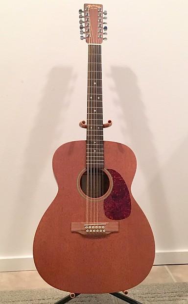 martin j12 15 mahogany 12 string acoustic guitar reverb. Black Bedroom Furniture Sets. Home Design Ideas