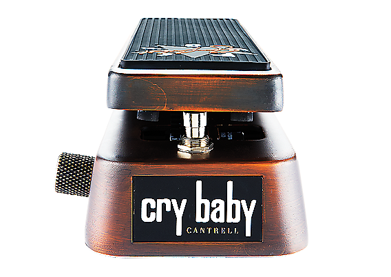 Dunlop CRYBABY Signature Series - JC95 CANTRELL WAH-EA Pedal