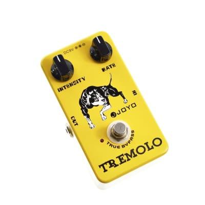 Joyo JF-09 Tremolo Guitar Effect Pedal for sale