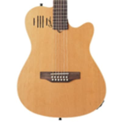 Godin A12 12 String Two-Chambered Electro-Acoustic Guitar - Natural