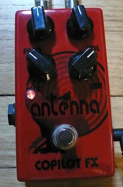 Copilot Effects Antenna LoFi Ring Modulation Sample Reduction Boutique  Guitar Effects Pedal