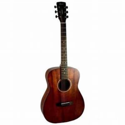 Cort AF510M OP Open Pore Mahogany Acoustic