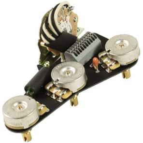 ObsidianWire Custom Blender for Strat pre-wired solderless kit - 250k CTS pots