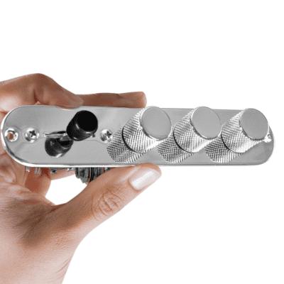 920D Custom TMAS-C Upgraded Nashville Style 3 Way Control Plate