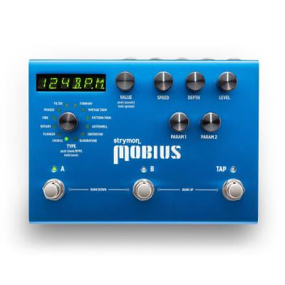 Strymon Mobius Modulator
