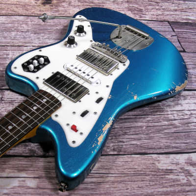 PRE-ORDER Shelton Electric Instruments GalaxyFlite III Custom Offset w/ Mastery. for sale