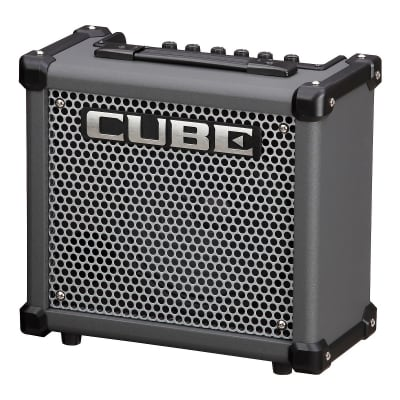 "Roland CUBE-01 2-Channel 10-Watt 1x8"" Guitar Combo"