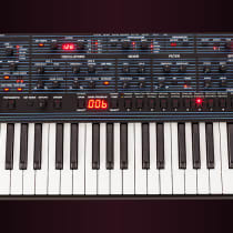 Dave Smith Instruments OB-6 Polyphonic Analog Synthesizer image